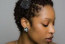 Hair Accessories | Natural Hair / From turbans and wraps to clips, ties, and bands, hair accessories can really make your look!