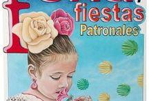CARTELES DE FERIAS Y FIESTAS CARLOS CONTRERAS