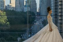 New York Bridal Fashion Week F/W '18 / Looks straight from the runways of some of the Bridal Industry's most talented designers!