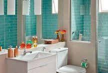 Banheiro: espaços, idéias, Diy / by Ana Ca