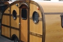 Camping, & Vintage Travel Trailers / I am going to restore one oneday! / by Darling Armstrong
