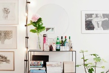 Interior / Home design with a focus on small space living.