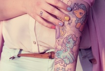 Tattoos & Beautiful people / by Marie Misfit