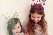 Kiddos + Crafts + Pooches