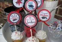 Grad Party Ideas / by Tammy Young