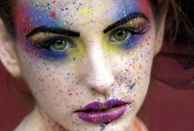 Art Inspiration for Make Up / by Marie Misfit