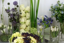 What we bring to the table... / Table Centerpieces and Buffet Arrangements