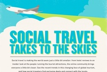 Social Media & Travel / A crossroads: where social media meets travel