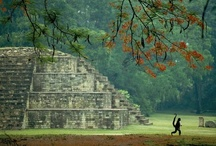 Lovely Central America / Beautiful places to visit in Central America