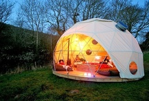 Glamping / Camping doesn't have to be without glamor!