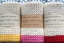 knit 1 purl 1 / by Allison Bryan