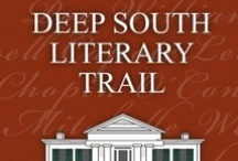 Literary Friday (8/24) / Return of the Deep South Literary Trail App, literary New Orleans, a guide to the Decatur Book Festival, Huck Finn goes steampunk, writing tips from famous authors and more for Literary Friday.