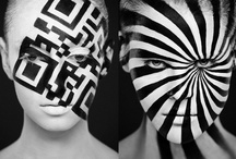 Tribal Maori / tribal design / B&W design inspiration / Inspiration for makeup designs / by Marie Misfit