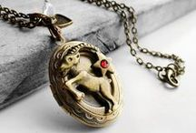Xiao Twins - Locket Necklaces