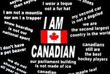 """OĦ Ƈaηada~PrᎧשd Caηadiaηʂ / We are proud Canadians and feel blessed and grateful to be living in Canada. Our national anthem starts out with the lyrics """"Oh Canada our home and native land"""" and this board pins images and information about the expansiveness and beauty of Canada from shore to shore and everything between. We were raised in Winnipeg, Manitoba then moved away from the hustle and bustle of city life at the end of 1994 and are now settled into our our happy life in Manitou, Manitoba and LOVE CANADA! / by ƇƦↁ Ƈɽєaƭїv̧є Ꮙєηƭųɽєʂ"""
