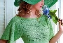 Crochet Clothing / by Jeannette Ulloa