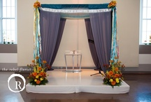 Give me shelter... / Chuppahs, Altars, Gazebos and Tents for Wedding Ceremonies
