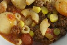 Soups, Stews / by Kortney Brand
