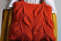 Knit bags/purses