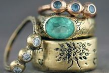 Boho Chic jewelry / https://www.facebook.com/pages/Bohemian-Life/276769295803174