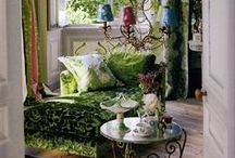 ~Boho chic Corners ~ / https://www.facebook.com/pages/Bohemian-Life/276769295803174