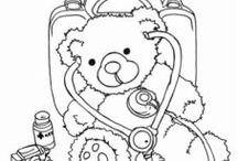 Child Life Coloring & Printables / Coloring sheets, mazes, word search, and other printables for children and teens