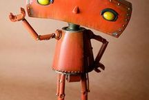 Bots / Robots and other marvelous assemblages
