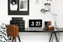 home office space : : : :