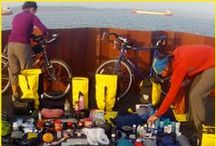 Our Favorite Bike Touring Gear
