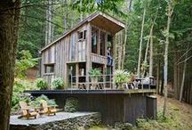 Retreet Cabin / A place to be.