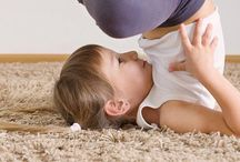 b&b : at yoga class / Channel your mini-inner-yogi and join us on the mat!