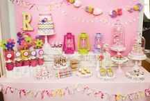 Party Time! / Inspiration for party decor and themes / by Critty Howard