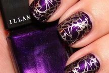 Nail (polish) designs / by Brooke Chadwick