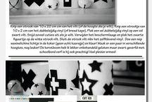 RoSa-Dotje / Werkbeschrijvingen en ideetjes. Je mag ze voor eigen gebruik gebruiken, niet voor commercieel gebruik, verveelvoudigen enz. Materialen te bestellen via www.rosadotje.nl.