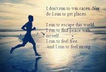 Running/athletics / by Sinead