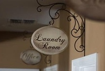 Launder it! / detergent recipes, stain removal, laundry room decor...
