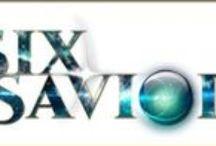 Six Saviors Series / Covers for the Six Saviors Series #Sci-fi romance #paranormal romance  #alien romance series #fantasy romance