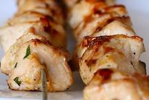Chicken Chicken Chicken / All kinds of chicken recipes / by Brooke Chadwick