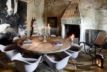TS   SKI / Showcase of beautiful interior design   Rustic Mountain Homes...