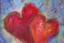 Love ♥ Hearts / by Mrs Thankful Joy