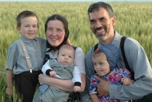the Hutterites / by Mrs Thankful Webber