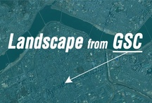 Landscape from GSC / GS 타워에서 바라본 서울의 풍경