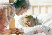 Please get well. / by Mrs Thankful Joy