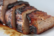 Pork (the other white meat) / by Brooke Chadwick