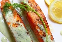 Seafood/Fish/Shrimp / by Brooke Chadwick
