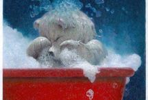 Bathing / by Mrs Thankful Joy