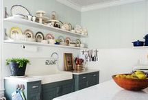 Heart of the Home - Kitchens / by Karen Brothers