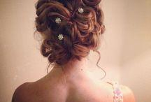 Hair. / by Ciera Ruffner