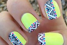 Nails. / by Ciera Ruffner