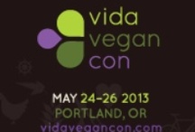 Vida Vegan Con / Vida Vegan Con is an annual conference for vegan bloggers and those that love them, bringing together vegan professionals of all kinds as well, with speakers & panel discussions during the day, parties & special events at night, vegan food galore, exhibitors & sponsors, but all that doesn't begin to speak to what VVC is all about.  With this shared board I hope we can capture the enormity of what it has meant for so many.    #VVC2013 took place in Portland Oregon May 24-26, 2013